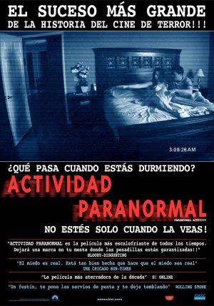 Paranormal Activity 1819x2599