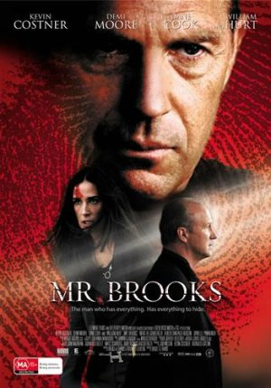 Mr. Brooks 350x500