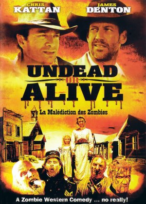 Undead or Alive: A Zombedy 1524x2136