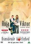 Anja og Viktor - brændende kærlighed poster