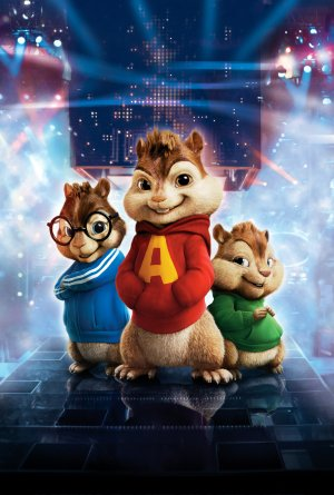 Alvin and the Chipmunks 3031x4495