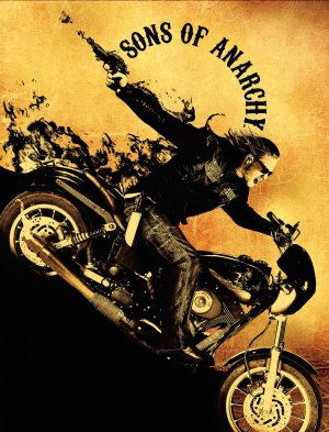 Sons of Anarchy 3431x4500