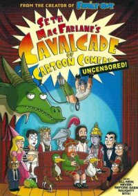 Seth MacFarlane's Cavalcade of Cartoon Comedy poster