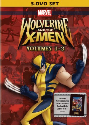 Wolverine and the X-Men 1627x2277