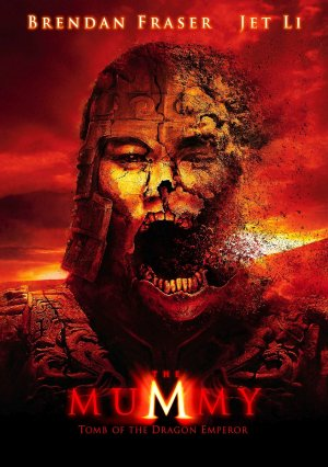 The Mummy: Tomb of the Dragon Emperor 1532x2176
