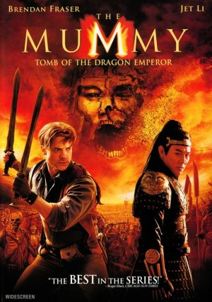 The Mummy: Tomb of the Dragon Emperor 712x1012