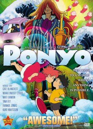 Ponyo en el acantilado 575x800