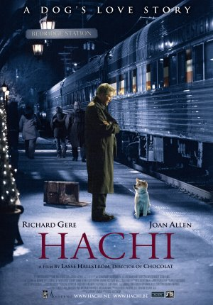 Hachi: A Dog's Tale 2095x3000