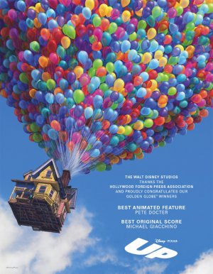 Up For your consideration poster