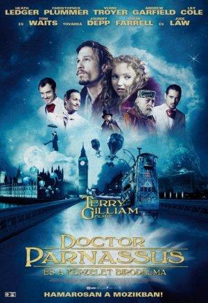 The Imaginarium of Doctor Parnassus 481x700
