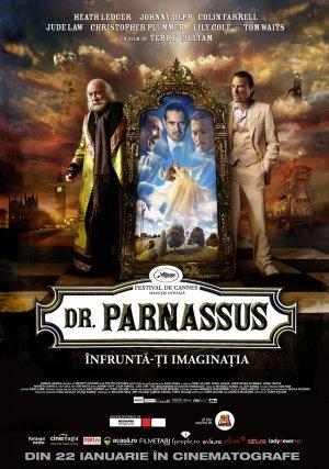 The Imaginarium of Doctor Parnassus 850x1209