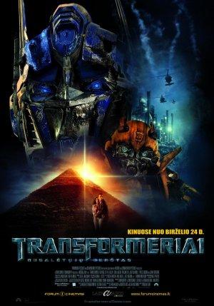 Transformers: Die Rache 800x1143