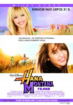 Hannah Montana: The Movie 800x1143