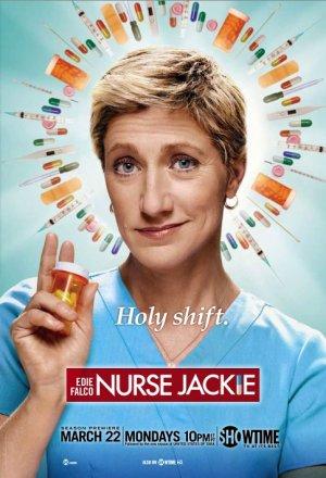 Nurse Jackie - Terapia d'urto 484x710