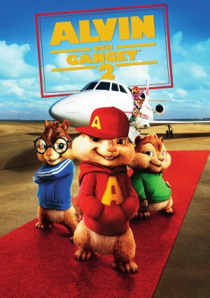 Alvin and the Chipmunks: The Squeakquel 2486x3512