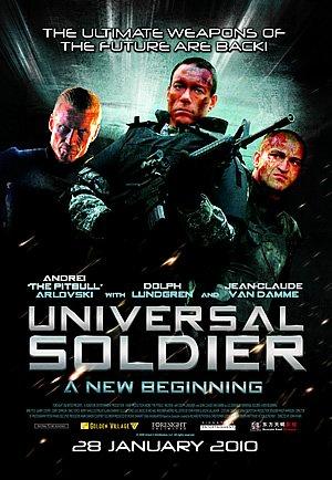Universal Soldier: Regeneration 300x434