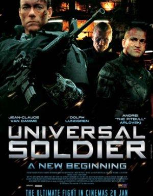 Universal Soldier: Regeneration 323x415
