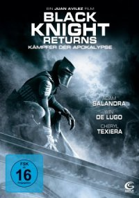 The Black Knight Returns poster