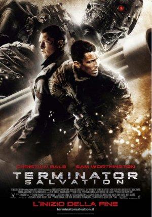 Terminator Salvation 529x755