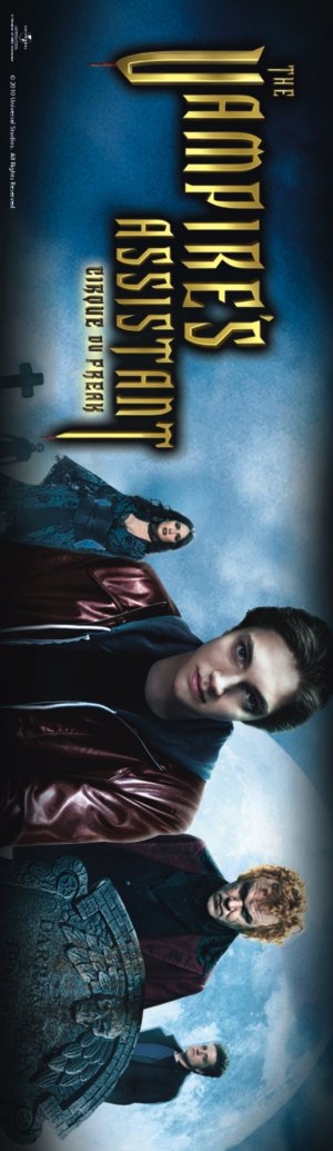 Cirque du Freak: The Vampire's Assistant 826x2850