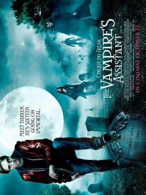 Cirque du Freak: The Vampire's Assistant 2250x3000