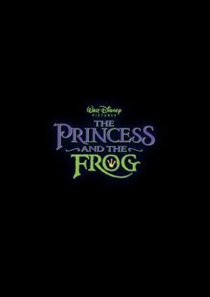 The Princess and the Frog 529x746