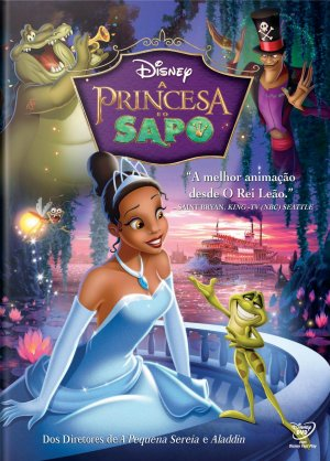 The Princess and the Frog 1235x1720