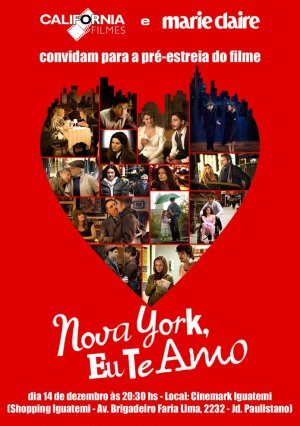 New York, I Love You 695x988
