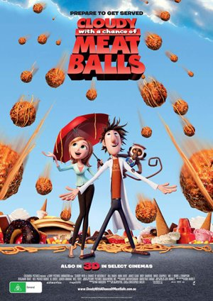 Cloudy with a Chance of Meatballs 300x424