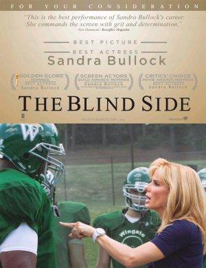 The Blind Side 650x845