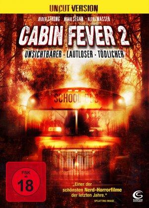 Cabin Fever 2: Spring Fever 1014x1417