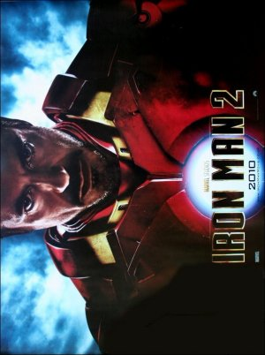 Iron Man 2 602x806