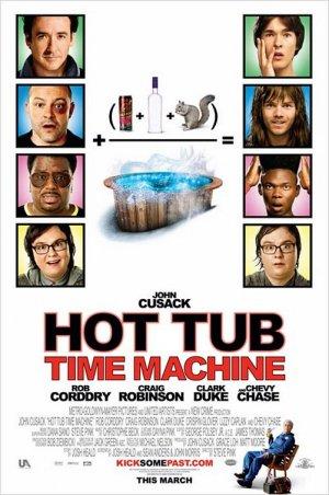Hot Tub Time Machine 501x755