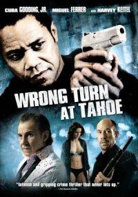 Wrong Turn at Tahoe poster