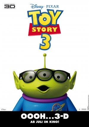Toy Story 3 3490x4955