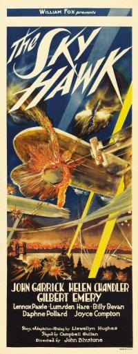 The Sky Hawk poster