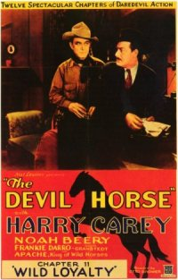 The Devil Horse poster