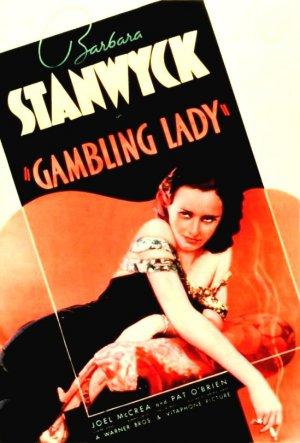Gambling Lady 549x811