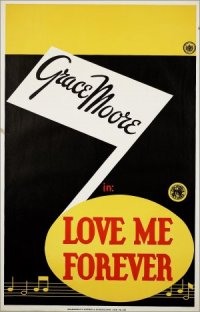 Love Me Forever poster