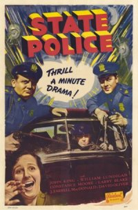 State Police poster