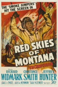 Red Skies of Montana poster