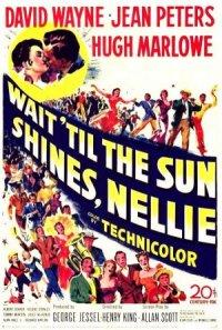 Wait Till the Sun Shines, Nellie poster