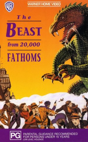 The Beast from 20,000 Fathoms 623x1000