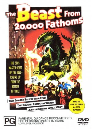 The Beast from 20,000 Fathoms 1517x2136