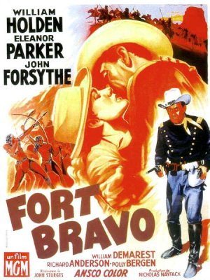 Escape from Fort Bravo 450x600