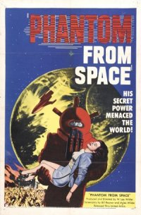 Phantom from Space poster
