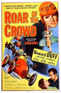 Roar of the Crowd poster
