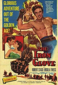 The Iron Glove poster