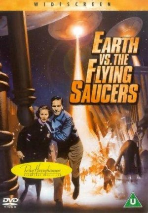 Earth vs. the Flying Saucers 329x475