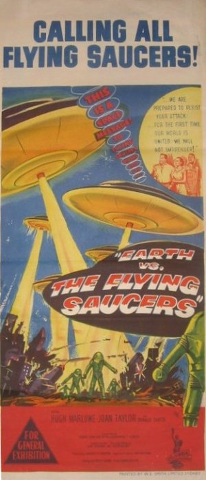 Earth vs. the Flying Saucers 313x728